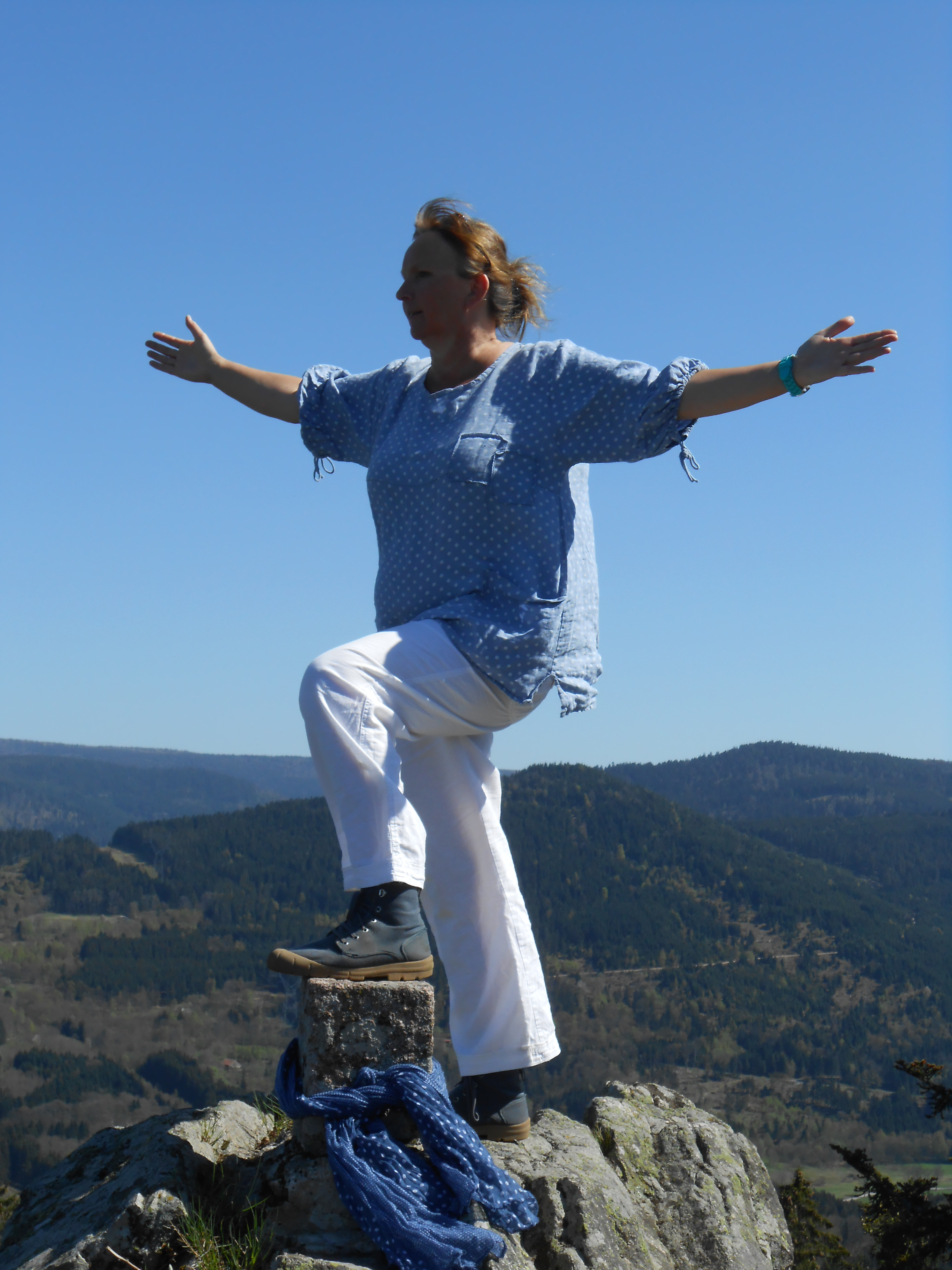 Matty op de bergtop, Casa Boslimpre