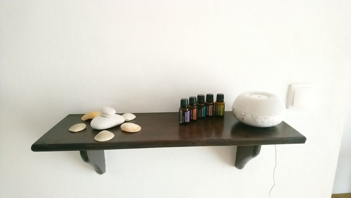 Doterra mister and oils at greenvalleyportugal