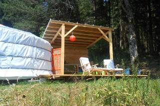 Yurt soulcoachmatty bij MattyLuistert
